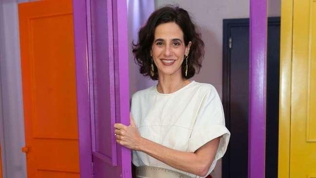 A atriz está escalada para a próxima novela inédita da Globo