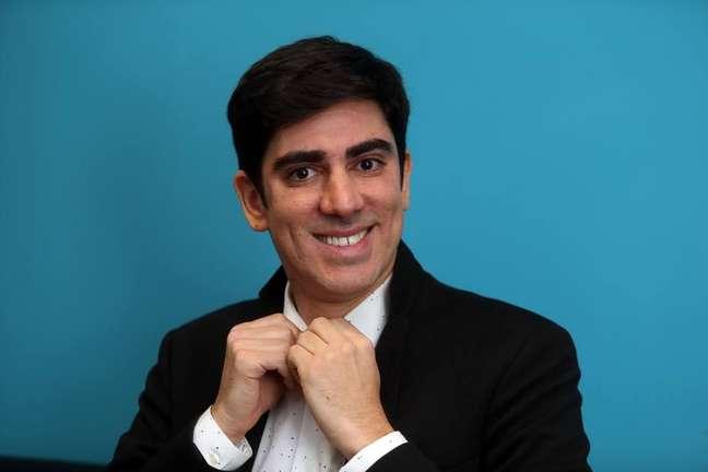 O humorista Marcelo Adnet