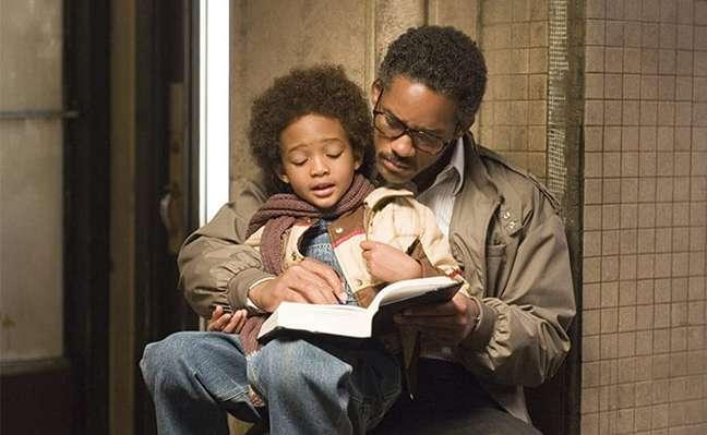 Will Smith dá uma aula de educação financeira em 'À Procura da Felicidade'