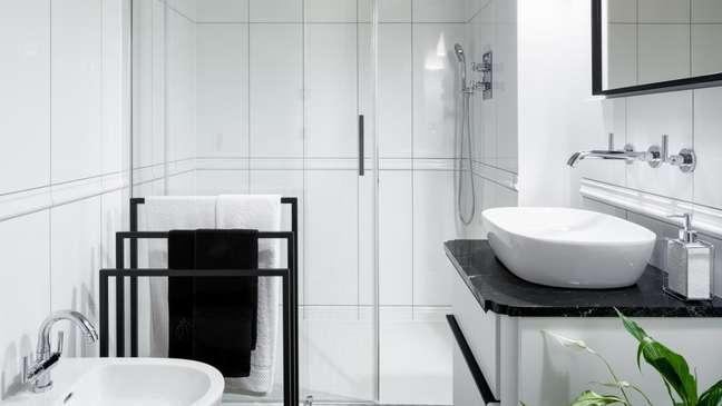 Deixe seu banheiro mais amplo com essas dicas!