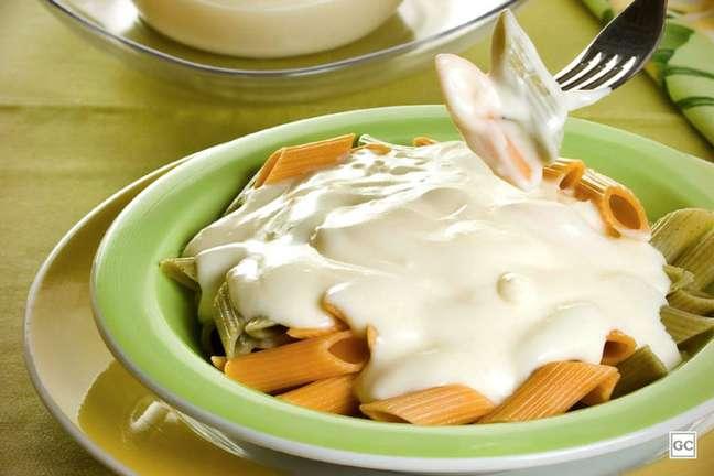Guia da Cozinha - Molho branco para lasanha e macarrão