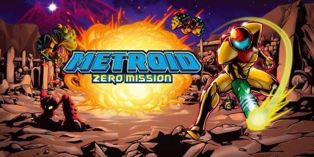 Metroid: Zero Mission é o remake do Metroid original