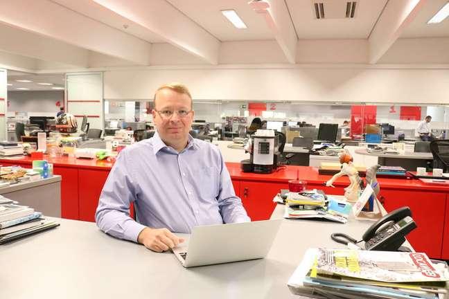 Fernando Cirne, CEO da Locaweb, é o responsável por negociar as aquisições de startups