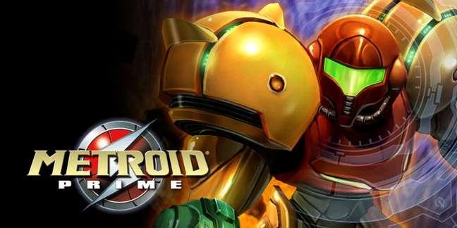 Metroid Prime é o primeiro jogo da franquia em primeira pessoa