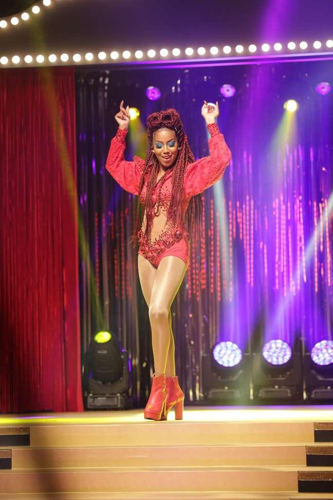 Lellê de Rainha de Copas (Fotos: E!Entertainment/Divulgação)