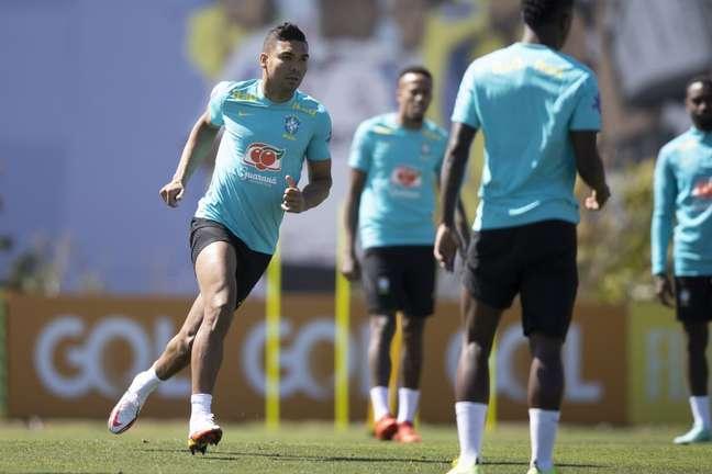 Casemiro não se apresenta à Seleção para a terceira rodada das Eliminatórias