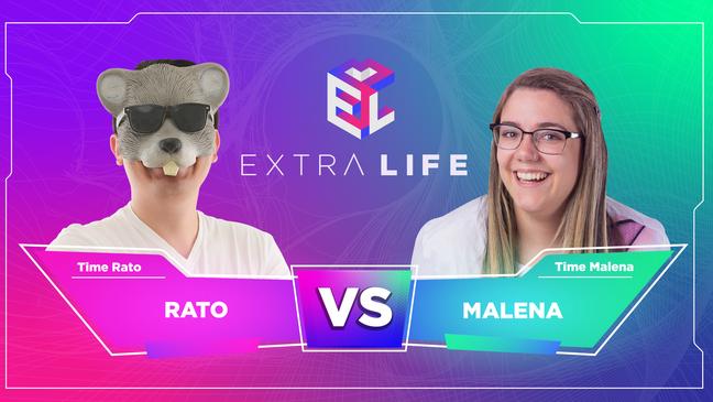 Rato Borrachudo vs Malena