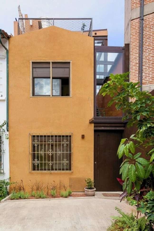 83. Projeto de casas simples e pequena. Fonte: Arkitito