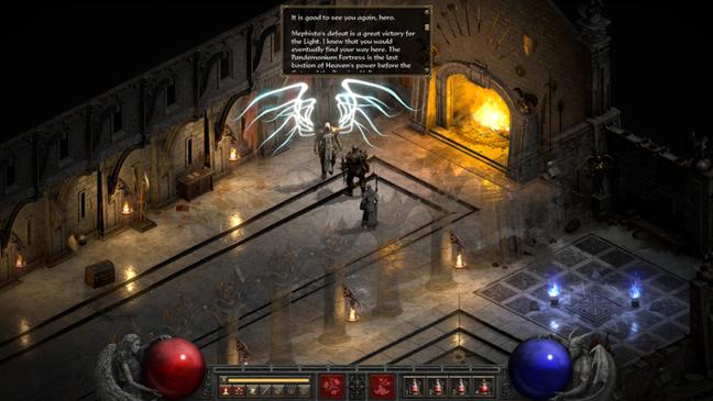 O que muda no Diablo 2: Resurrected?