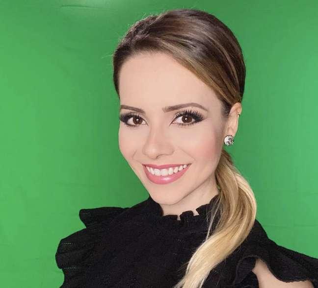 A cantora Sandy, que participará de live para Dia Mundial da Paralisia Cerebral
