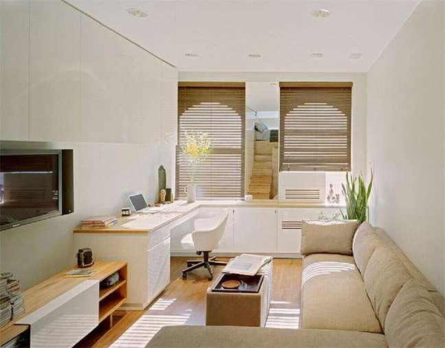 42. Decoração de casa simples e bonita. Fonte: Houzz