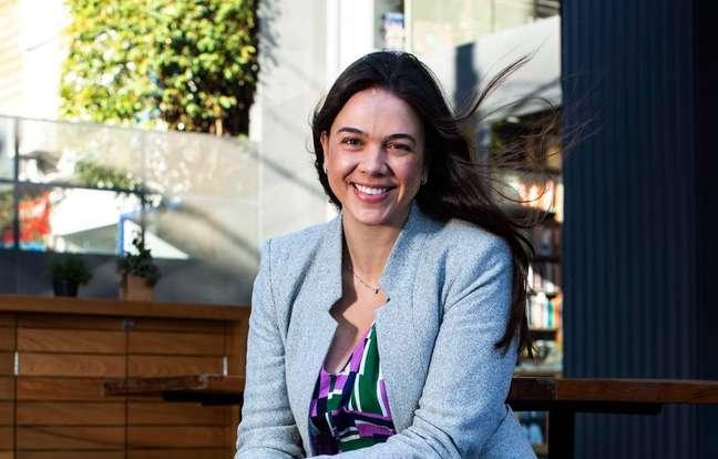 A diretora-executiva da Fundação Estudar, Anamaíra Spaggiari.