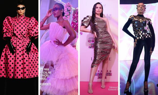 Prêmio Geração Glamour (Fotos: Instagram/Reprodução)