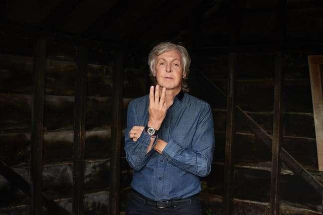 Paul McCartney falou sobre sua plantação de maconha