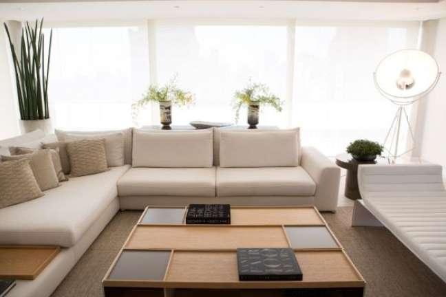 1. Black friday sofá com os melhore preços – Foto Bastitelli Arquitetura e Design