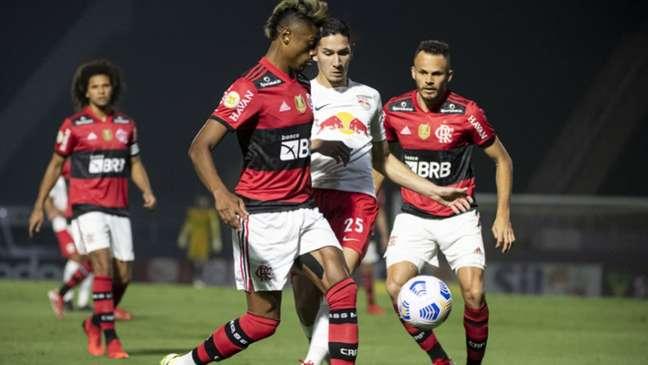 Flamengo somou um ponto nesta rodada (Foto: Alexandre Vidal/Flamengo)