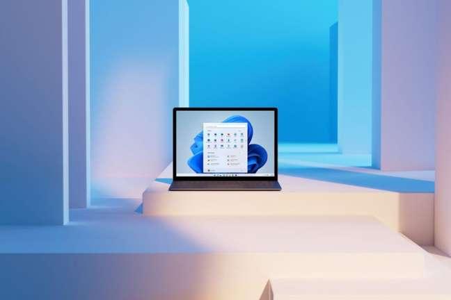Notebook com Windows 11