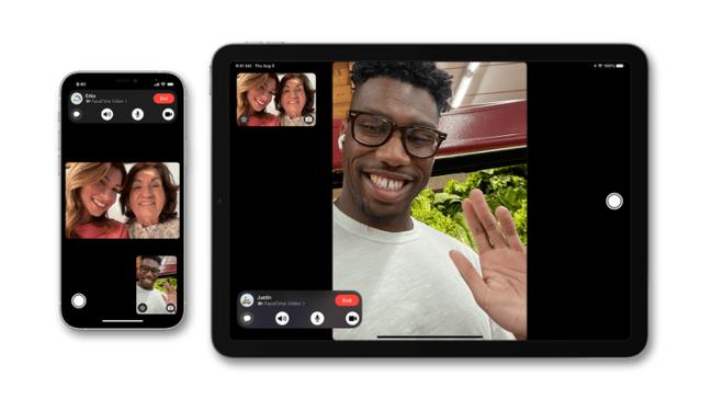 Saiba usar o FaceTime no navegador