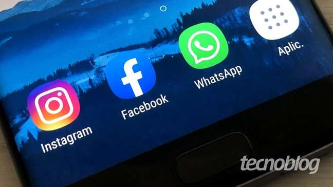 Instagram, Facebook e WhatsApp