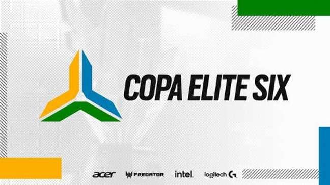 Terceira edição da Copa Elite Six vai acontecer neste mês de outubro (Foto: Divulgação)