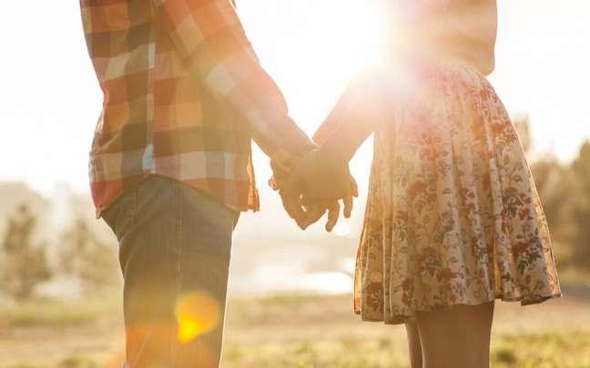 Os anjos do amor podem dar uma força especial para os assuntos do coração - Shutterstock.