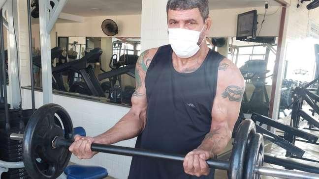 José Honório foi submetido a transplante triplo