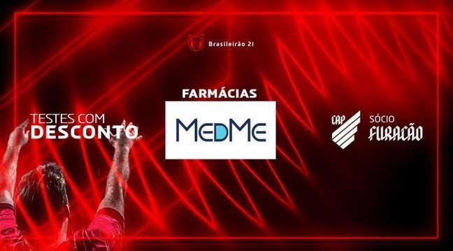 Torcedores podem agendar teste direto da área de compra de ingressos (Divulgação/Athletico)