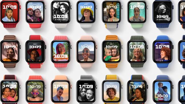 Foto em modo retrato é uma das novidade do watchOS 8