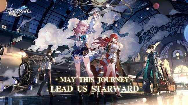 Honkai: Star Rail é o novo RPG espacial da miHoYo
