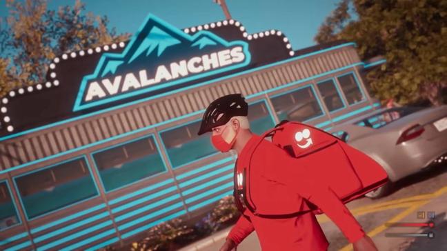 Avalanches: Do Online para a vida real.