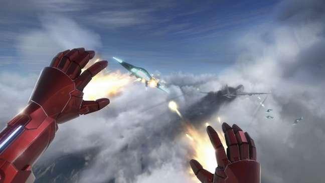 Marvel também está presente no VR, e o Homem de Ferro foi o primeiro passo para isso acontecer.