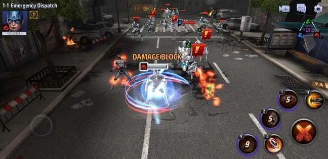 Future Fight é um dos jogos mobile de maior sucesso da Marvel.