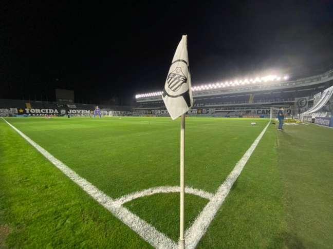 Vila Belmiro é uma das armas do Peixe para fugir da zona da degola (Foto: Divulgação/Santos FC)