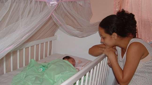 Luana quis engravidar durante a adolescência. 'Eu falava que queria ter um (filho) só pra mim', disse no documentário