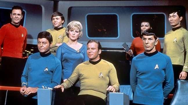 Elenco da série original Star Trek de 1966