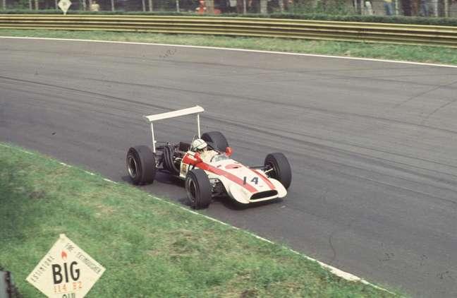 Surtees com a Honda RA301 em Monza