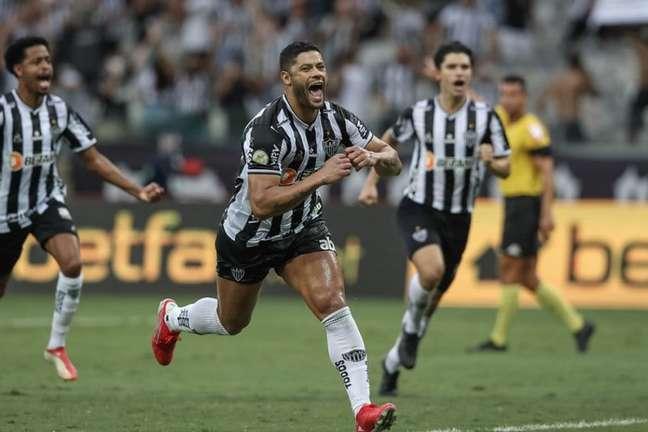 Hulk é um dos artilheiros do Campeonato Brasileiro (FOTO: Divulgação/Atlético-MG)