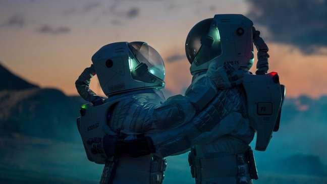 Grupo de especialistas canadenses argumenta que missões espaciais devem discutir sexo no espaço para sobrevivência e bem-estar humanos
