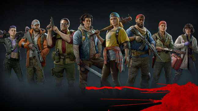 Personagens de Back 4 Blood