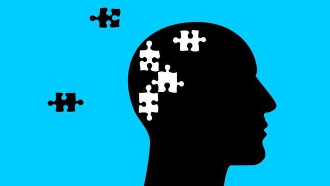 O cérebro segue como um quebra-cabeça bem complicado