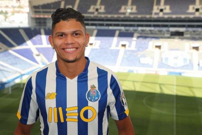 Porto é investigado com a Tombense pela compra de Evanilson (Foto: Divulgação / Site oficial do Porto)