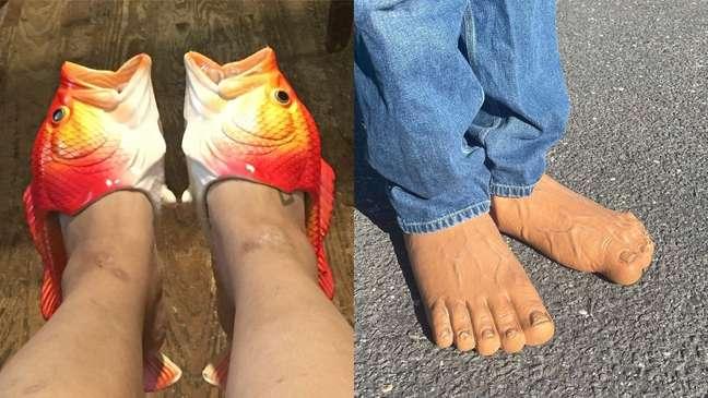 Sapatos polêmicos: confira!