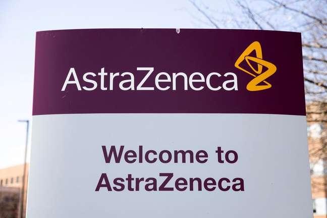 Sede da AstraZeneca na América do Norte, localizada em Wilmington, no Estado norte-americano de Delaware 22/03/2021 REUTERS/Rachel Wisniewski