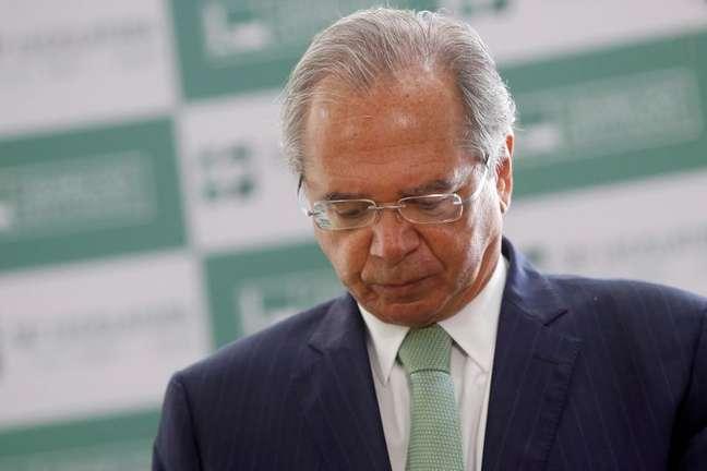 Ministro da Economia, Paulo Guedes 25/06/2021 REUTERS/Adriano Machado