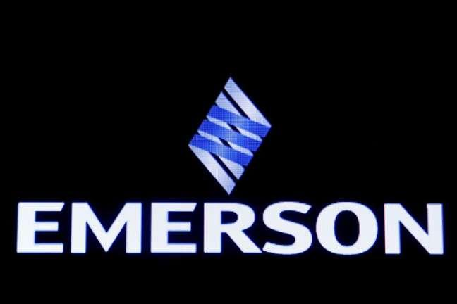 Logo da Emerson 13/1/2020 REUTERS/Brendan McDermid