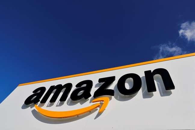 Logo da Amazon  6/10/2021 REUTERS/Pascal Rossignol