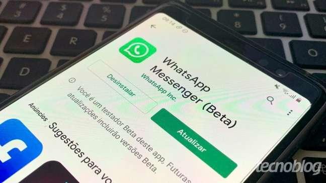 WhatsApp prepara novo recurso para melhorar a organização de grupos