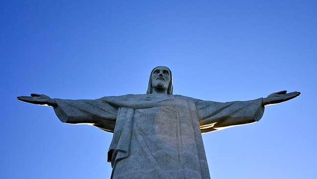 O Cristo Redentor é um projeto do engenheiro Heitor da Silva Costa