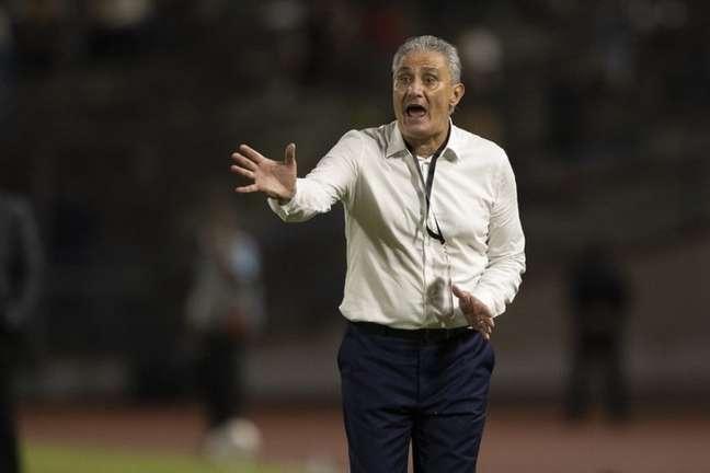 Convocação de Tite, da Seleção Brasileira, é pauta recorrente no Flamengo (Foto: Lucas Figueiredo/CBF)