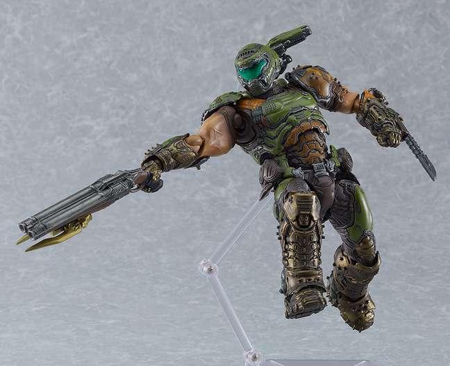 Action figure de Doom Slayer